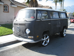 notorious_freddy 1970 Volkswagen Bus