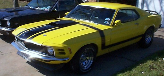 wills1970 1970 Ford Mustang