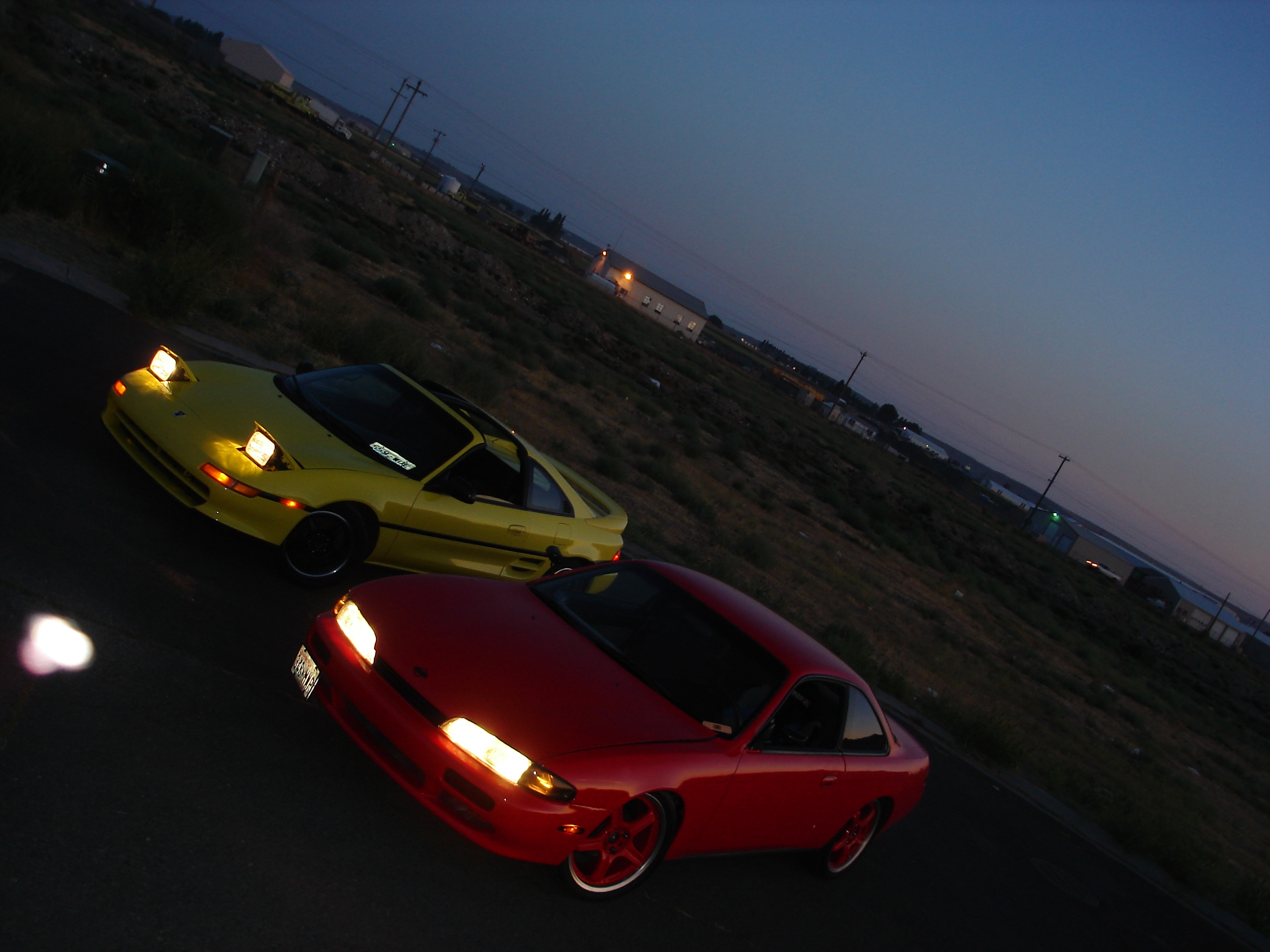 YELOW_MR2 1991 Toyota MR2 11473025