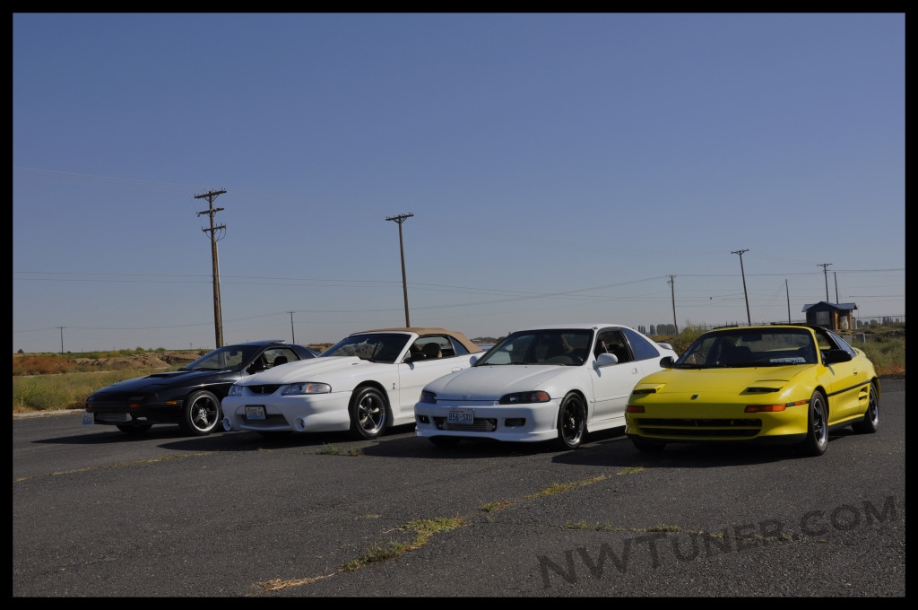 YELOW_MR2 1991 Toyota MR2 11473026
