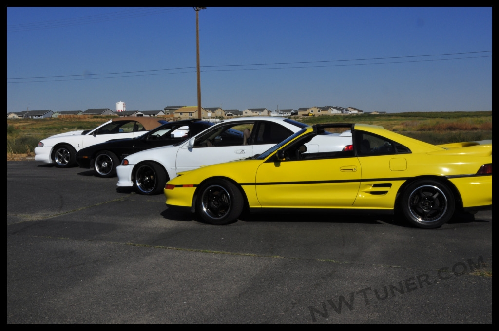 YELOW_MR2 1991 Toyota MR2 11473027