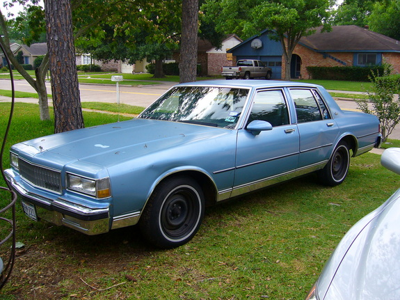 Another slt25 1988 Chevrolet Caprice post... - 11474167