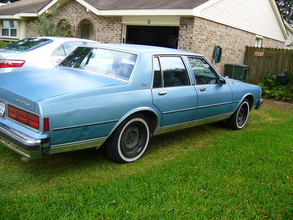 Another slt25 1988 Chevrolet Caprice post... - 11474168