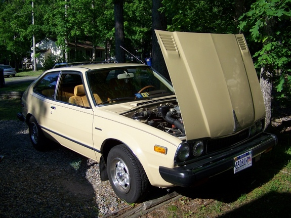 Another RippenGriffin 1979 Honda Accord post... - 11473734
