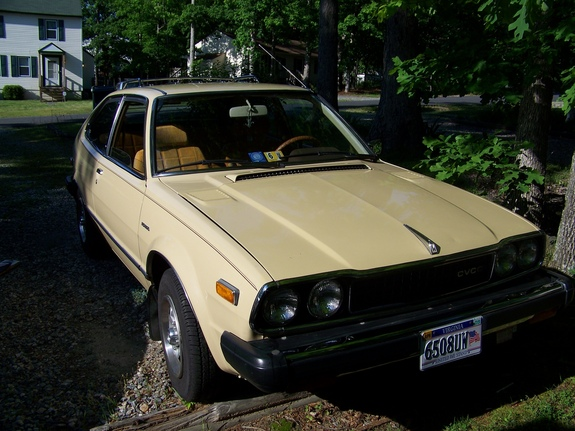Another RippenGriffin 1979 Honda Accord post... - 11473736