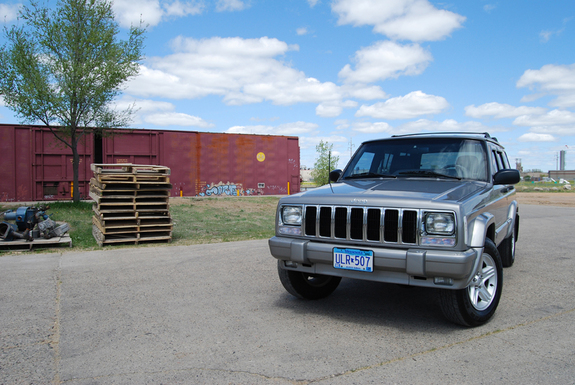 Another ARGuck 2000 Jeep Cherokee post... - 11477545