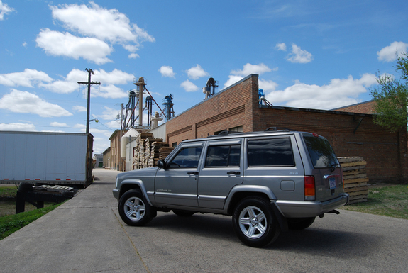 Another ARGuck 2000 Jeep Cherokee post... - 11477546