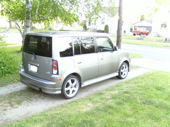 box man05 2005 scion xb specs photos modification info. Black Bedroom Furniture Sets. Home Design Ideas