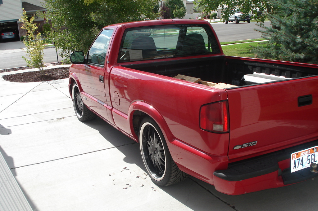 dimefinder 1998 chevrolet s10 regular cab specs photos. Black Bedroom Furniture Sets. Home Design Ideas