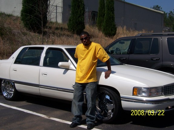 Another BOSSDADDY1 1996 Cadillac DeVille post... - 11478353