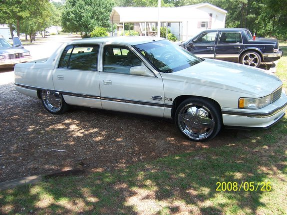 Another BOSSDADDY1 1996 Cadillac DeVille post... - 11478354