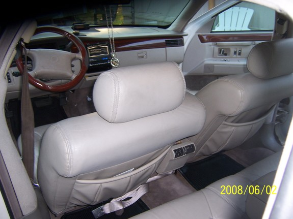 Another BOSSDADDY1 1996 Cadillac DeVille post... - 11478364