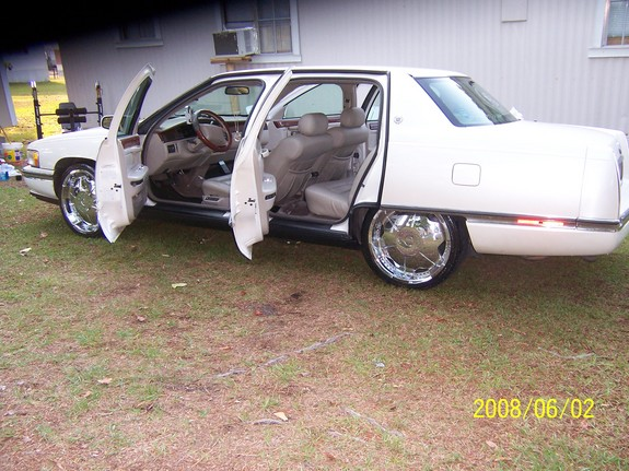 Another BOSSDADDY1 1996 Cadillac DeVille post... - 11478365