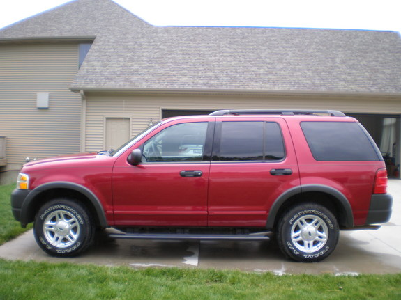 Another BNewTheBoss 2003 Ford Explorer post... - 11479755