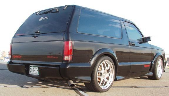 jmaxpsi 1993 GMC Typhoon Specs, Photos, Modification Info at