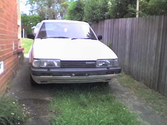 Another MickeyH 1985 Mazda 626 post... - 9418226