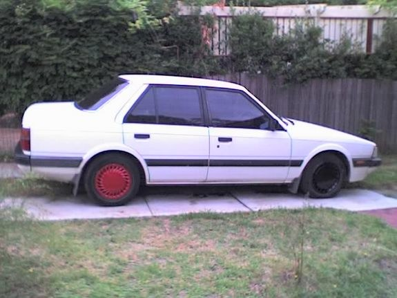 Another MickeyH 1985 Mazda 626 post... - 9418233