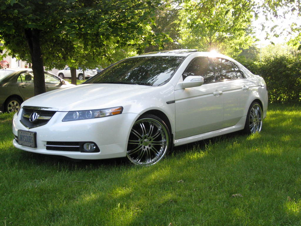 jnysdubs 2008 acura tl specs photos modification info at cardomain. Black Bedroom Furniture Sets. Home Design Ideas