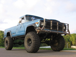 TrailBlasterJ10 1981 Jeep J-Series