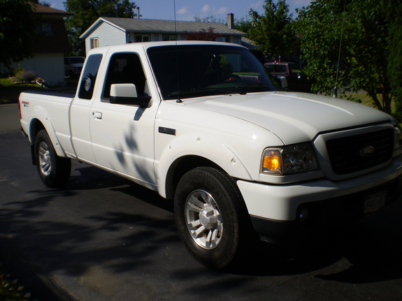MrCanadian's 2008 Ford Ranger Regular Cab