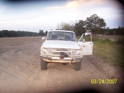 4x4BrahmaCourier 1978 Ford Courier