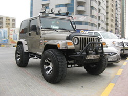 smartecs 2005 Jeep TJ
