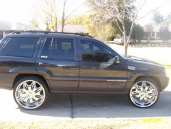 Sloom08 1999 Jeep Grand Cherokee