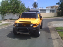 Gorra55s 2007 Toyota FJ Cruiser