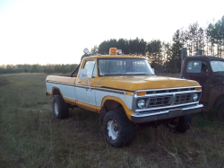 Th3-5ac 1977 Ford F150 Regular Cab