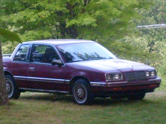 Another chrissysman1 1987 Buick Somerset post... - 11484953
