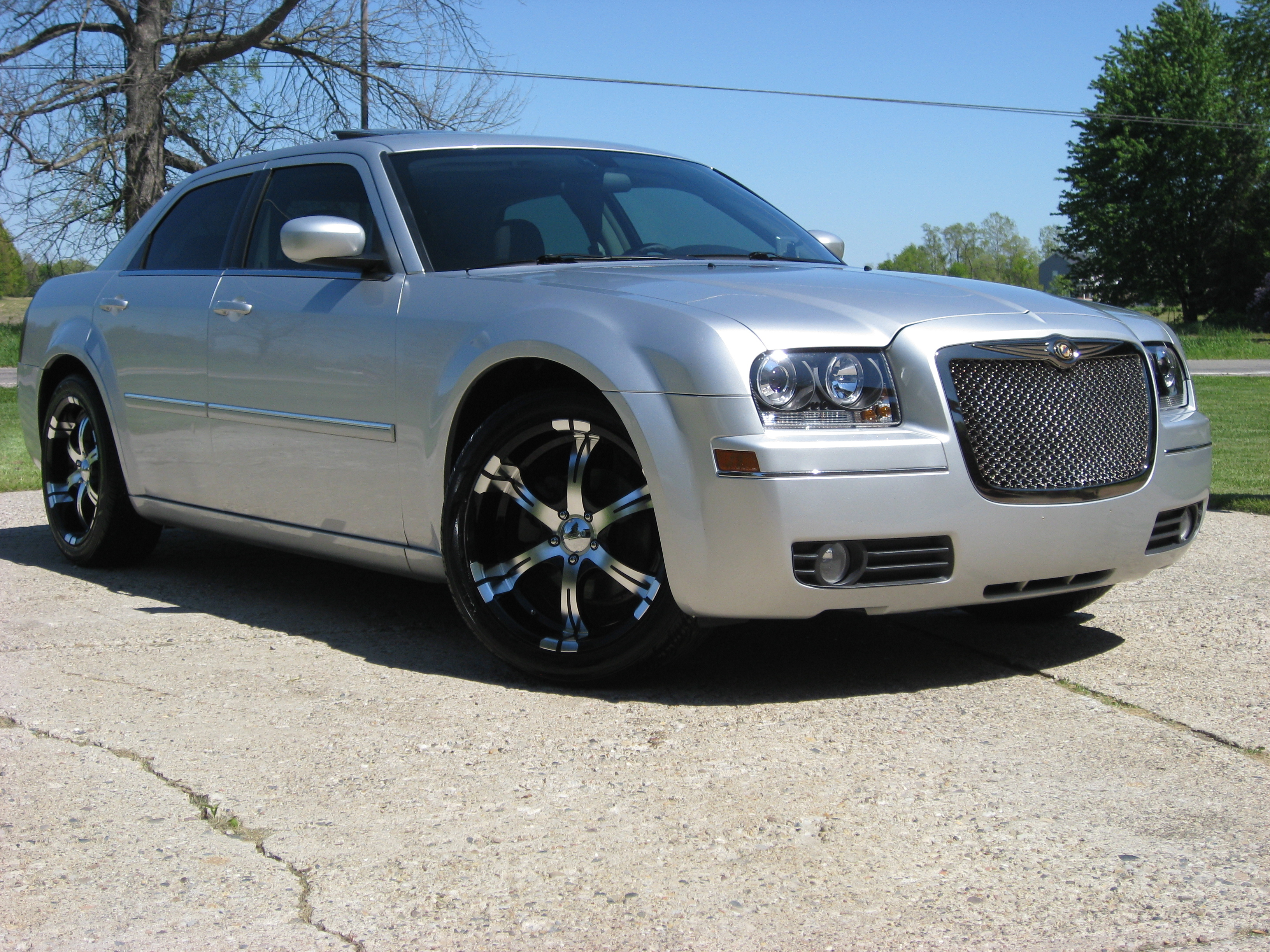cksigmapi 2006 Chrysler 300