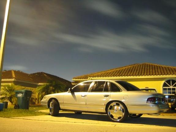 deadly305 1997 Ford Crown Victoria Specs Photos Modification