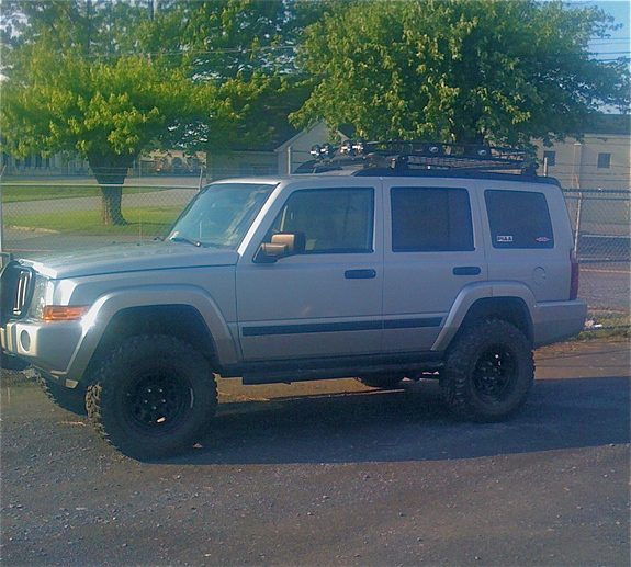 Weberp0678 2006 Jeep Commander Specs, Photos, Modification