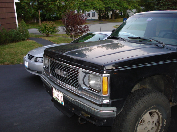 Another blazintoy 1991 GMC S15 Jimmy post... - 11485522