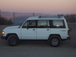 robb88 1989 Isuzu Trooper