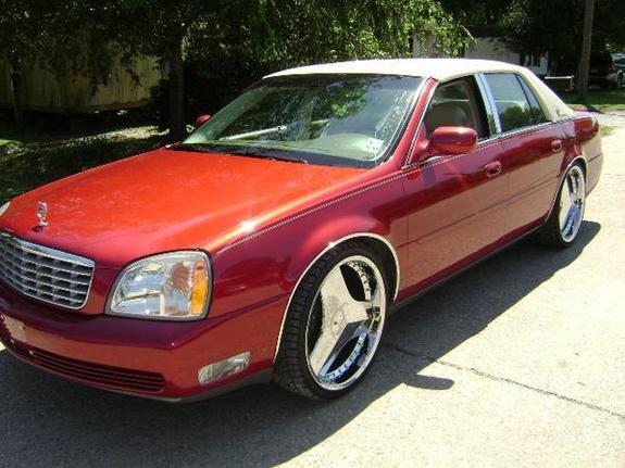 H0 Shut Up 2005 Cadillac Deville Specs Photos