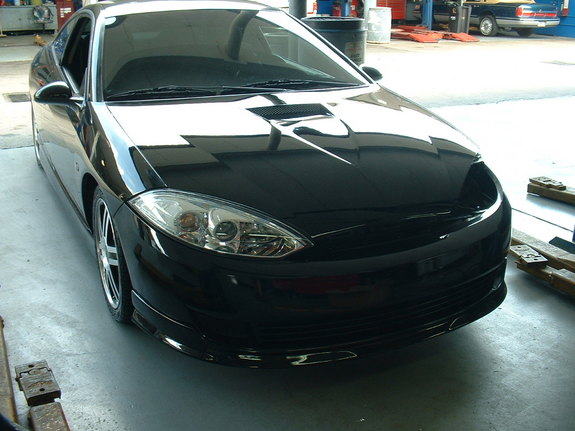Another Hotcat 1999 Mercury Cougar post... - 11489648