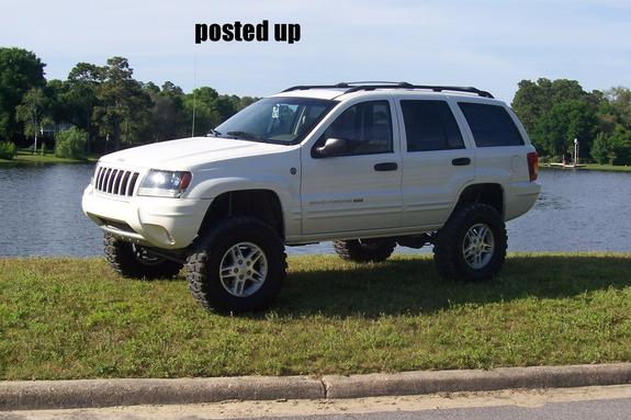 Tonyk15 2004 Jeep Grand Cherokee Specs  Photos