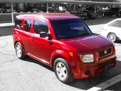 SEMFIFTYs 2003 Honda Element