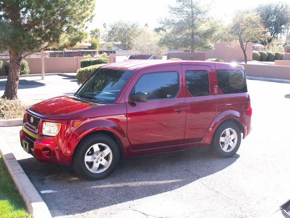 SEMFIFTY 2003 Honda Element 11490092