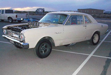 1966 Falcon Drag Car
