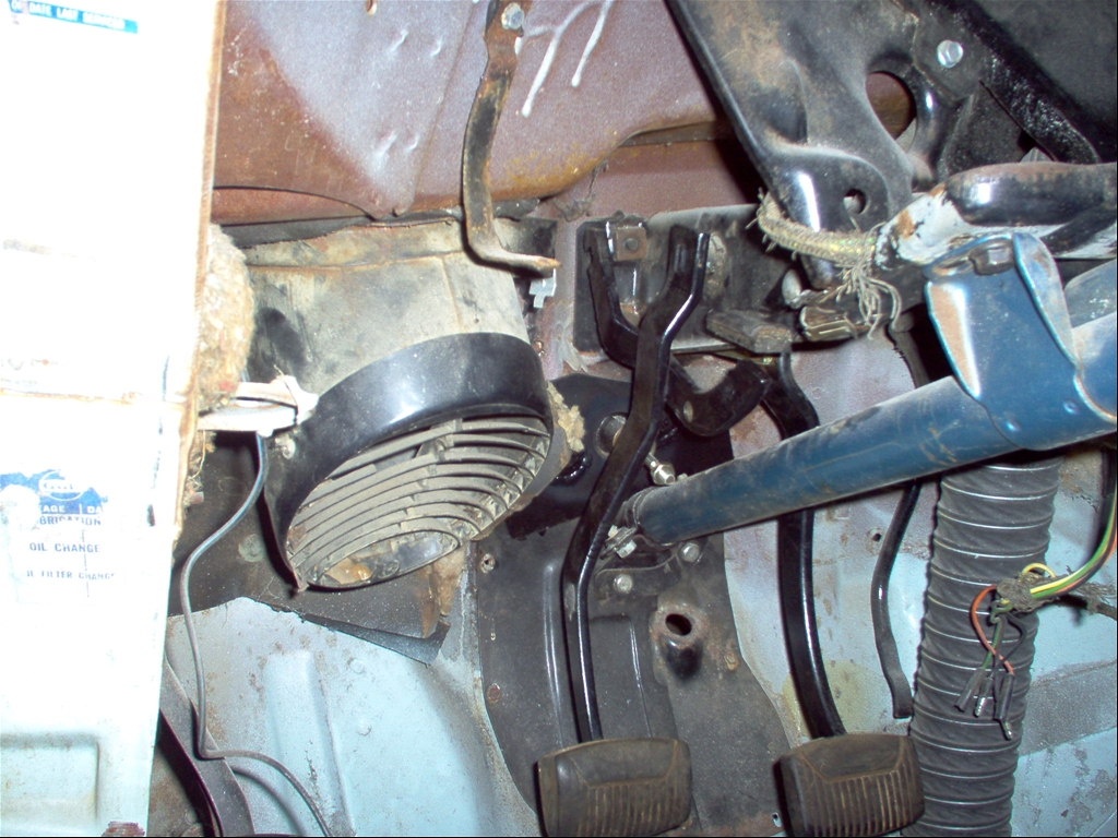 Setting up a hydraulic clutch in a galaxie anyone have any advice the pedals and the clutch pedal stop are all i added to mine i figured the bushings would be in better shape and the holes wouldnt be elongated sciox Choice Image