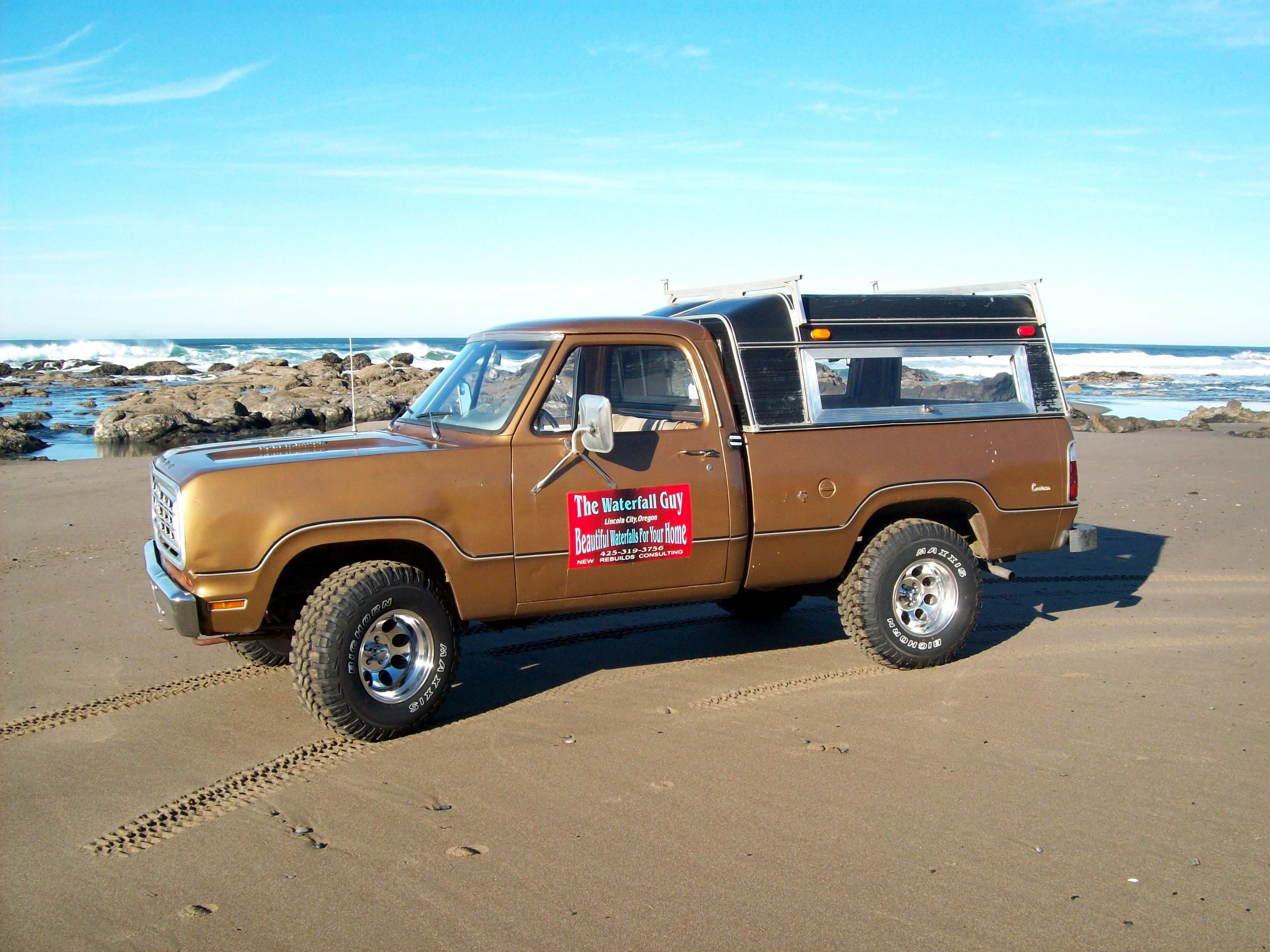 picturejohn's 1975 Dodge Power Wagon