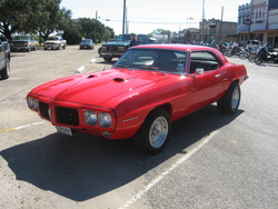 James408s 1969 Pontiac Firebird