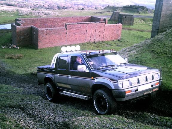 King_Dong's 1990 Nissan D21 Pick-Up
