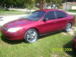 j_urbs 2002 Ford Taurus