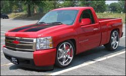 red54s 2008 Chevrolet Silverado 1500 Regular Cab