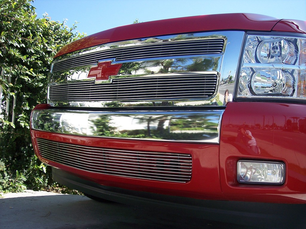 Another red54 2008 Chevrolet Silverado 1500 Regular Cab post... - 11494986