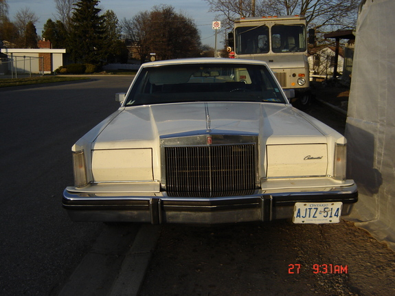 Ralston337's 1982 Lincoln Mark VI