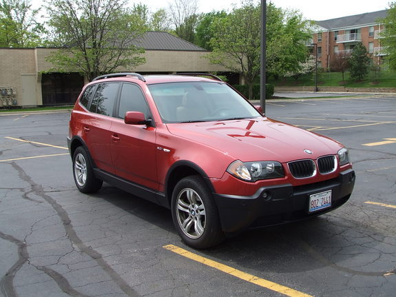 Cool Chick528 2005 BMW X3 30927410007 Large